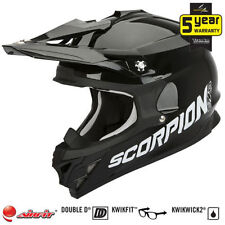 Cascos brillantes todoterreno Scorpion para conductores