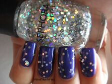 NEW! Sephora by OPI NAIL POLISH in BEAM ME UP HOTTIE ~ Glitter Top Coat