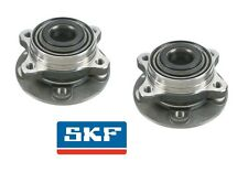Volvo XC90 2003-2007 Front Pair Set of 2 Wheel Hubs with Bearing SKF OEM