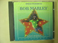 CD  BOB MARLEY Rebel Reggae - editoriale