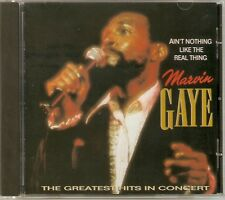 Marvin Gaye - Ain't Nothing Like The Real Thing....Greatest Hits in Concert NEW