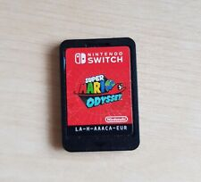 Nintendo Switch game - Super Mario Odyssey - Game card ONLY