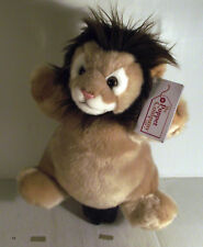 "12"" PUPPET COMPANY LION ANIMAL HAND GLOVE PUPPET TOY"