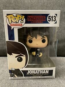 Pop! TV: Stranger Things Series 2 Jonathan with Camera Funko