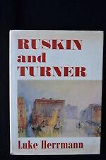 J.M.W TURNER R.A. & JOHN RUSKIN DRAWINGS WATERCOLOUR ASHMOLEAN OXFORD