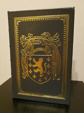 💥 TIMELINE by MICHAEL CRICHTON 💥 RARE Easton Press Deluxe Leather Hardcover