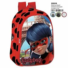 Ladybug amour mochila infantil escolar Niña // Children backpack