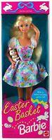 Easter Basket Barbie Doll Mattel Special Edition by Mattel (1995) NEW!