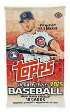 Not Authenticated 2015 Season Baseball Cards