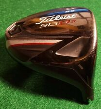 Titleist 913 D3 9.5* Mens Right Handed Driver Head Only! Fair/Good!
