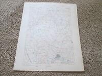 1884-6-8 HAVERHILL SHEET MAP, TOPOGRAPHICAL from ATLAS OF MASSACHUSETTS, 1890