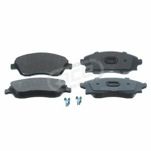 Brake Pad Fitting Kit fits VAUXHALL CORSA C Front 00 to 07 Brakefit Quality New