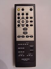 Onkyo RC-720S Remote Control Part # 24140720 For HTX-22HDX