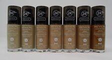 REVLON séjour de couleur maquillage 400 Caramel GRASSE peau POMPE 30 ml
