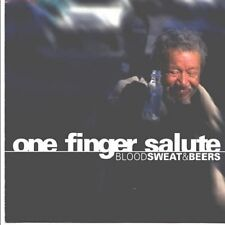 Blood Sweat & Beers - One Finger Salute - New Factory Sealed CD