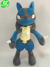 Pokemon Inspired Lucario Plush Doll