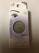 E.L.F (Eyes Lips Face) sage/ golden green/ olive/ rainforest eyeshadow