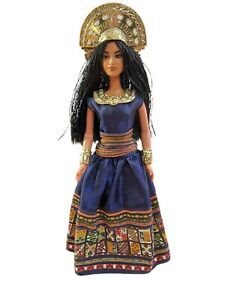 Princess of the Incas Barbie Collector Edition Dolls of the World 1991/1998