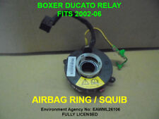 RELAY DUCATO BOXER AIRBAG SQUIB RING - FITS 2002-06