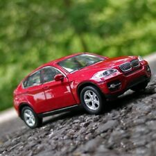 BMW X6 Model Cars 1:36 Toys Open two doors Collection&Gift Alloy Diecast Red New