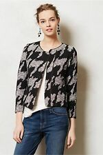 NEW Anthropologie Supra Houndstooth Jacket By Myne Size P (XS)