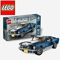 Lego Creator 10265 Ford Mustang 1960 Model 2019 Release 1471 pcs New In Box