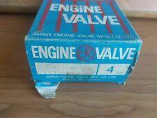 4x Intake Valves Inlet fits Daihatsu Delta 2.5 Diesel DV2 DV3 DG engines