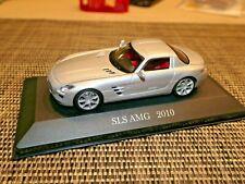 Mercedes Benz SLS AMG 2010 - 1:43 - De Agostini