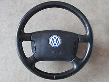 Multifunktion Lederlenkrad Airbag Lenkrad VW Golf 4 Passat 3B 3BG 3B0419091CM