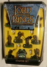 Lord of the Rings Combat Hex Starter Set Miniatures Game New