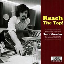 VARIOUS ARTISTS - REACH THE TOP! RARE GEMS FROM THE TONY MACAULAY SONGBOOK, 1965