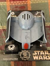 Disney Star Wars Darth Vader Tie Fighter Advanced Bubble Blower