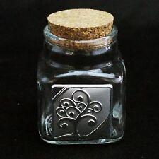DLM24713 Barattolo in vetro Albero della Vita bomboniera