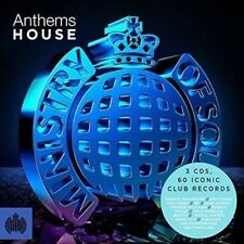 Anthems House by Various Artists (CD, Nov-2014, 3 Discs, Ministry of Sound)