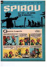 ▬► Spirou Hebdo n°1387 du 12 Novembre 1964 sans mini-récit