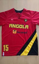 Camiseta baloncesto Basketball jersey Angola match worn