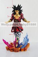 DragonBall Z  Super Saiyan 4 BROLY-BROLI Resin Statue model toy figures