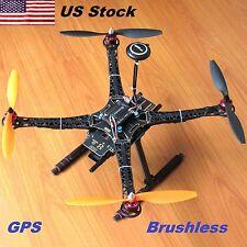 US S500 Quadcopter Multicopter Frame Kit GPS APM2.8 W/ Carbon Fiber Landing Gear