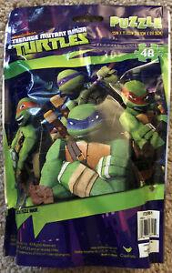 NEW Nickelodeon Teenage Mutant Ninja Turtles Puzzle on the Go (48 Pieces)