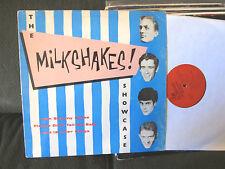 The Milkshakes Showcase LP Brain Eater 1984 Billy Childish garage thee headcoats
