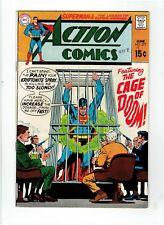 Action Comics # 377 DC Comics June 1969 Very Fine VF 8.0 Superman
