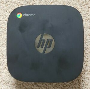 HP Chromebox G2 Intel 3865U 1.8GHz Dual-Core w/ 4GB RAM 32GB SSD - 3VD02UT#ABA