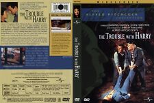 THE TROUBLE WITH HARRY Alfred Hitchcock - NEW DVD FREE POST mmoetwil@hotmail.com