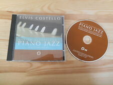 CD Jazz Elvis Costello - Piano Jazz (14 Song) JAZZ ALLIANCE - cut out -