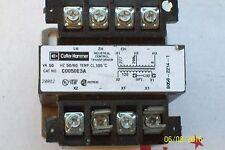 CUTLER HAMMER INDUSTRIAL CONTROL TRANSFORMER C0050E3A