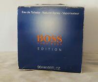 BOSS IN MOTION BLUE Hugo boss eau de toilette 90ml spray, limited edition