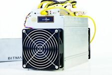 BITMAIN ANTMINER L3+ 800w Scrypt Miner + ORIGINAL APW3++ PSU in HAND SHIP NOW!!!