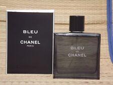 BLEU DE CHANEL By Chanel Men's Pour Homme Eau De Toilette 3.4 oz New & Sealed