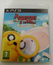 Adventure Time: Finn & Jane Investigations - PlayStation 3 - PS3