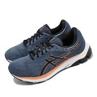 Asics Gel-Pulse 11 Blue Black White Orange Men Running Shoe Sneaker 1011A550-402